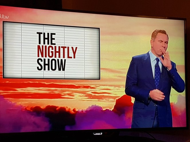 ITV's New Show The Nightly Show Gets Bad Reviews As Show Begins With David Walliams Presenting