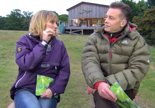 Chris Packham Admits He Kept His Dead Poodle's Body In His Freezer Because Of His Asperger's