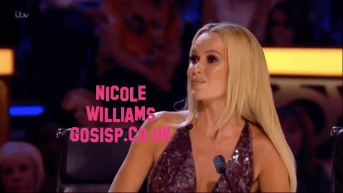Amanda Holden Puts Her Boobs Away For Britain's Got Talent Semi-Final After complaints To Ofcom