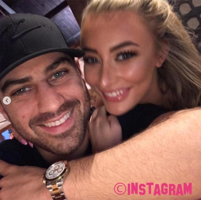 Jon Clark Is Left Sickened At The Though His Girlfriend Chloe Crowhurst Could Have Sex In Love Island Villa
