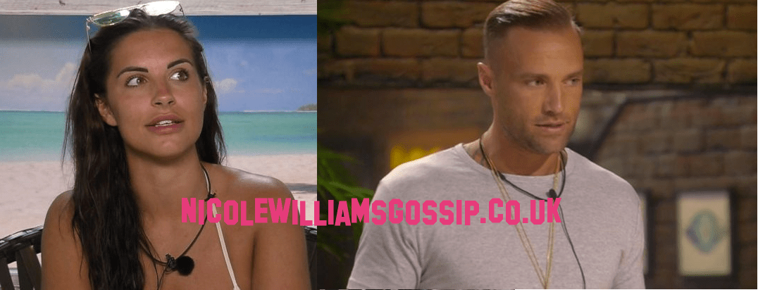 Love Island's Jessica Shears Dated Calum Best Before Entering Reality Show