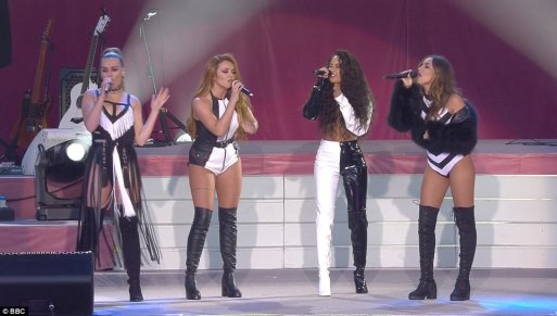 """Little Mix Get Slammed For Dressing Like """"Strippers"""" For One Love Manchester Charity Concert"""