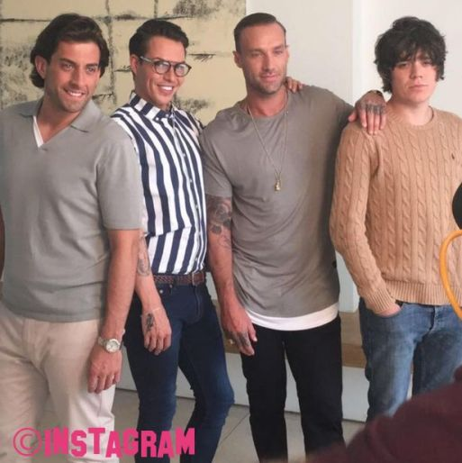 Calum Best, Frankie Cocozza And Bobby Norris Are All Looking For Love On Celebs Go Dating