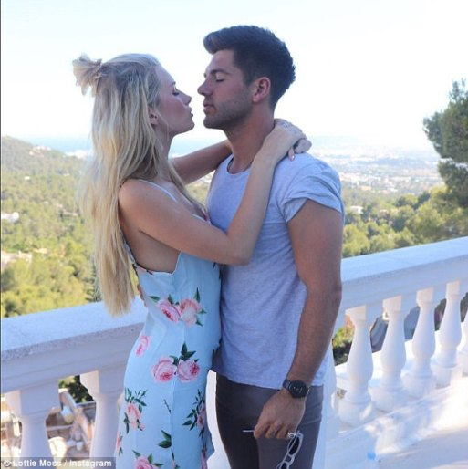 Lottie Moss And Alex Mytton Are Over After Nine-Month Romance Due To Alex Cheating!
