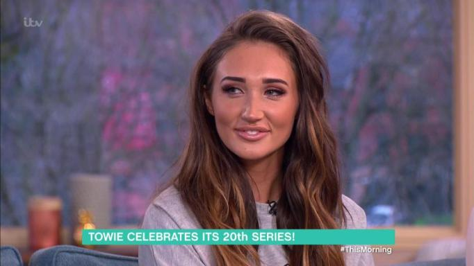 Megan McKenna Is Going To Take A Break From TOWIE To Focus On Her Music