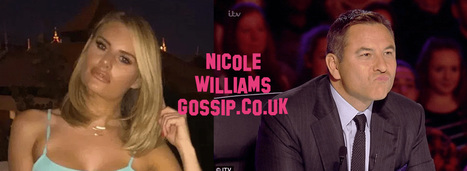 "David Walliams Has Been Sending ""Flirty"" Messages To TOWIE Star Danielle Armstrong"