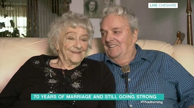 Eamonn Holmes Gets Slammed By This Morning Viewers After He Calls Married Couple Of 70 Years 'Dying Breed'