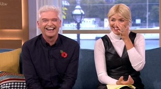 Fans Ask If Adam Thomas Was 'Drunk' On This Morning As He Brings Holly Willoughby To Tears