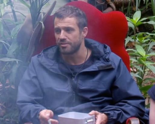 I'm A Celebrity's Jamie Lomas and Rebekah Vardy Have MASSIVE Row Over Sexism