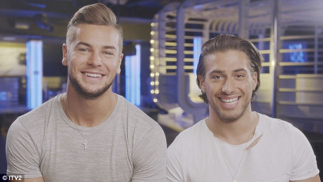 Love Island Stars Chris Hughes And Kem Cetinay Reveal They Have Put Weight On Since Leaving The Vills