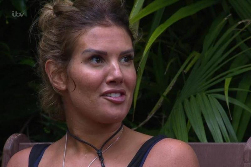 Viewers Hit Out At Rebekah Vardy At The Way She Was Speaking To Shappi Khorsandi On I'm A Celebrity
