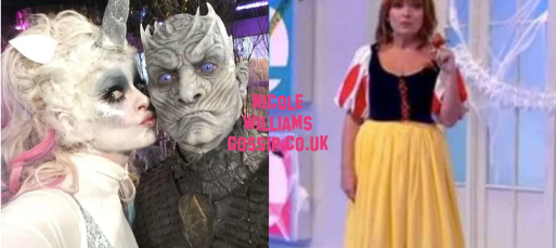 Viewers slam Lorraine Kelly Over Halloween Costume As They Compare Her To Phillip Schofield And Holly Willoughby