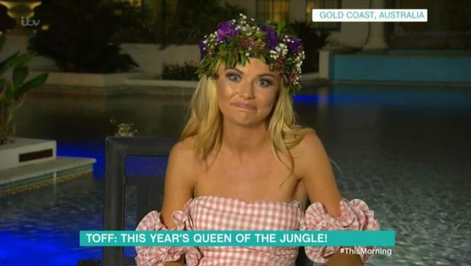 Loose Women Want Georgia Toffolo To Become A Panelist On ITV Show