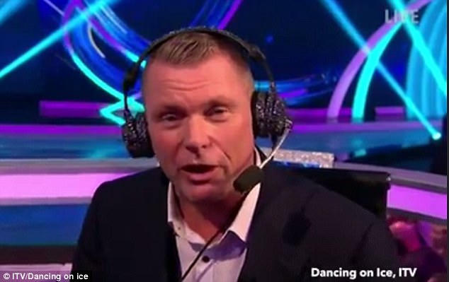 Dancing on Ice Commentator Matt Chapman QUITS The Show After Being Slated By Viewers