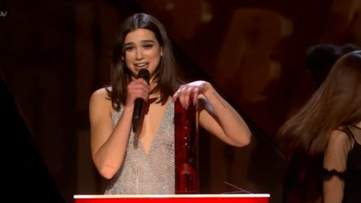 Dua Lipa And Jack Whitehall Spotted Getting Close At The Brit Awards