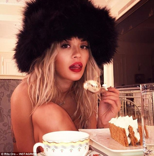 Rita Ora Earns £27,000 A Week Dispite No New Music Drops