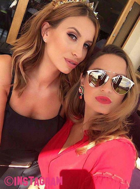 Sam Faiers Admits She Decided To End Friendship With Ferne McCann Over Her Relationship relationship with Ex Arthur Collins After Acid Attack