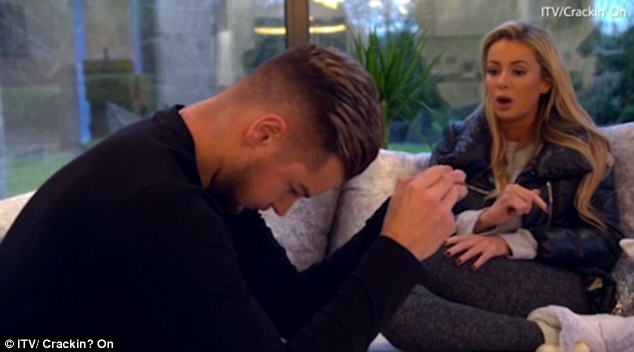 Olivia Attwood Hits Out At Chris Hughes As She Tells Him He's Been 'Shady As F***'