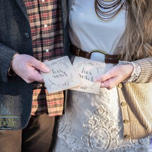 elopement, belton wedding photographer, vows, central texas wedding, vows, boutonniere, rustic wedding, country wedding, outdoor wedding, bride and groom, his and her vows, getting ready