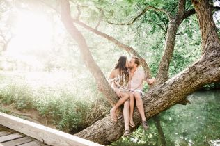 Nicole Woods Photography - Austin Engagement Photographer - 8433