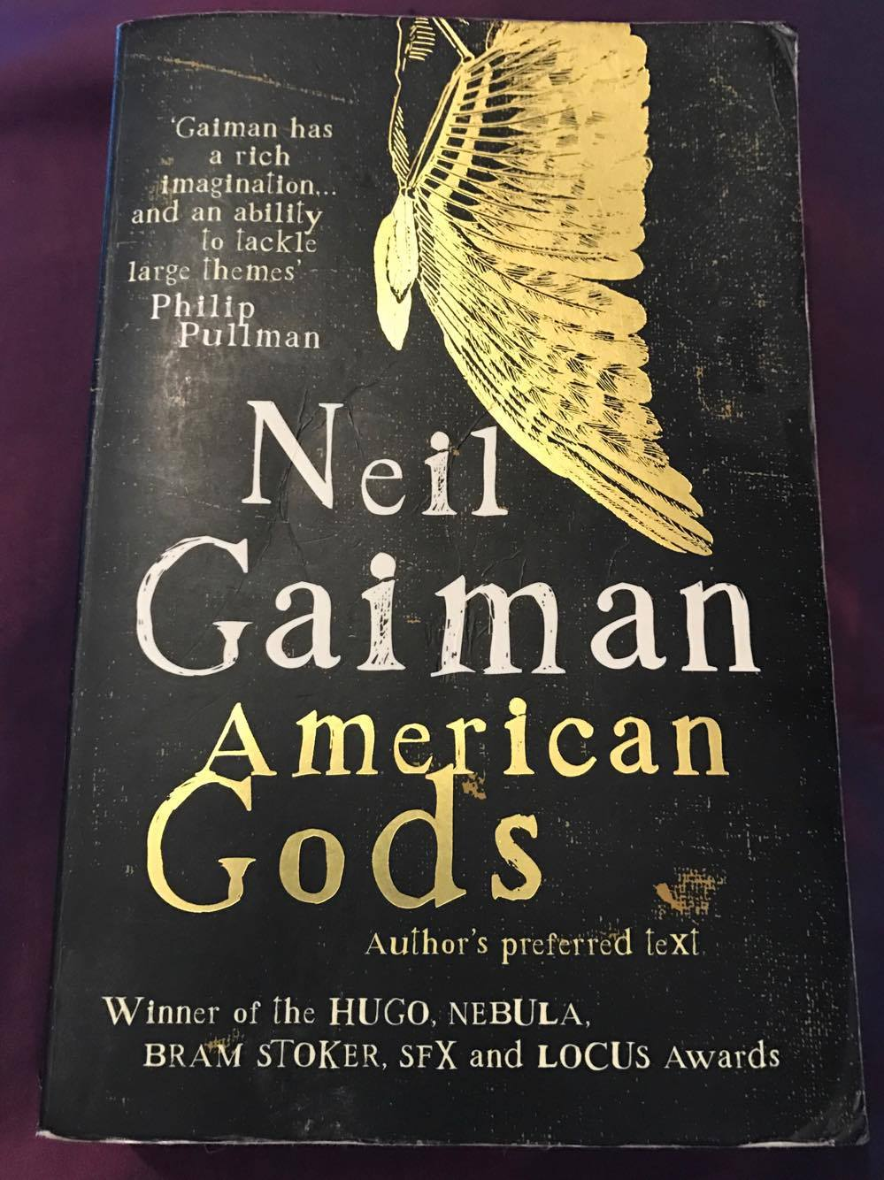 American Gods – Neil Gaiman