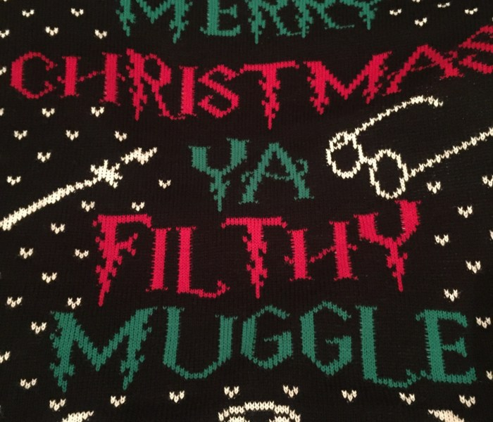 25 Days of Christmas 2016 | #16 Christmas Jumper Day