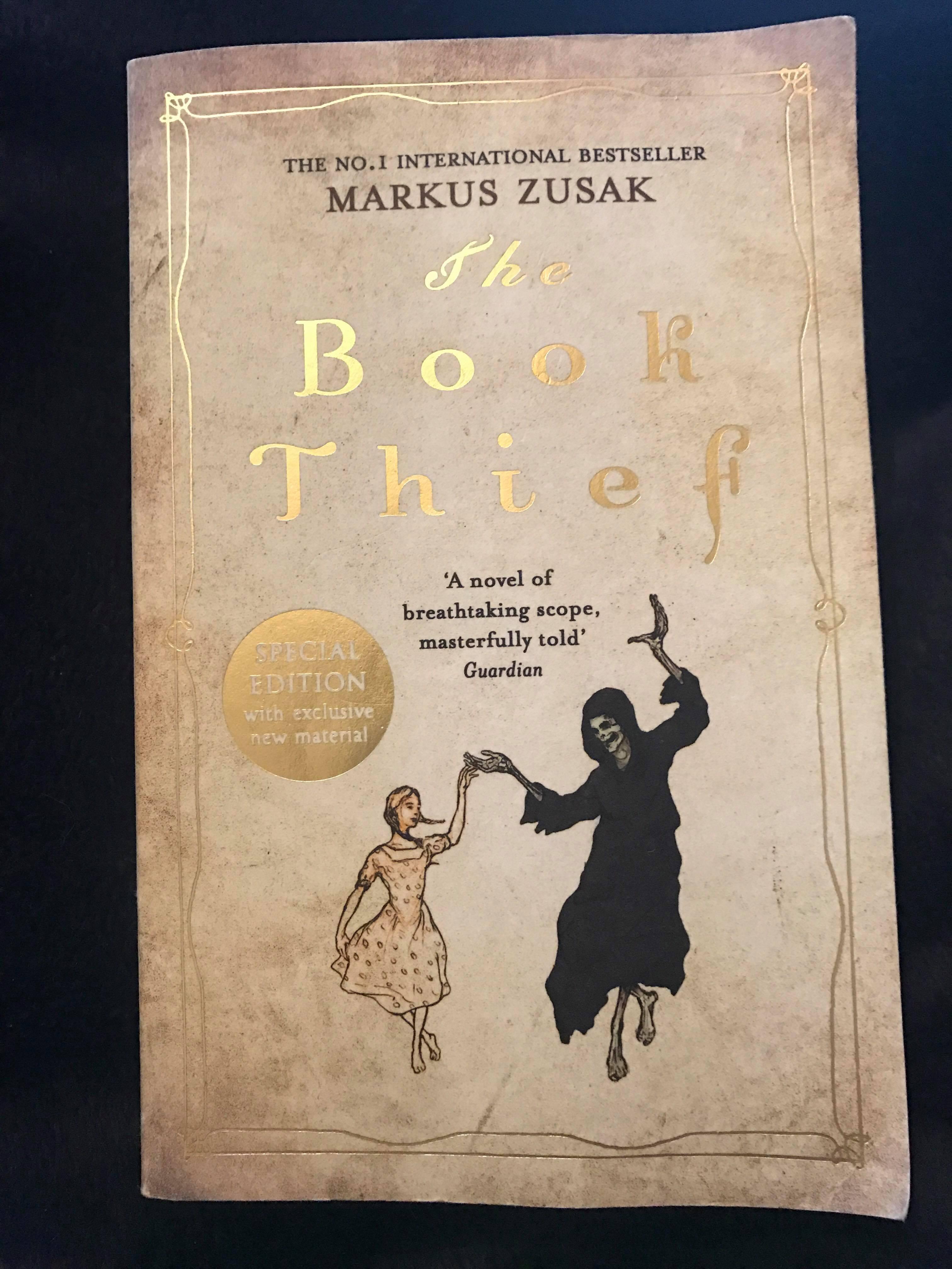 The Book Thief – Marcus Zusak