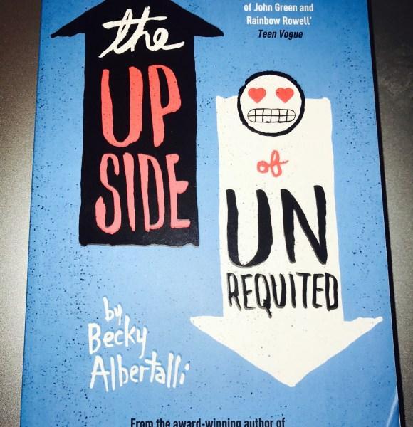 The Upside of Unrequited – Becky Albertalli | Blogmas 2017 #19 | HOLIDAYADVENTUREATHON