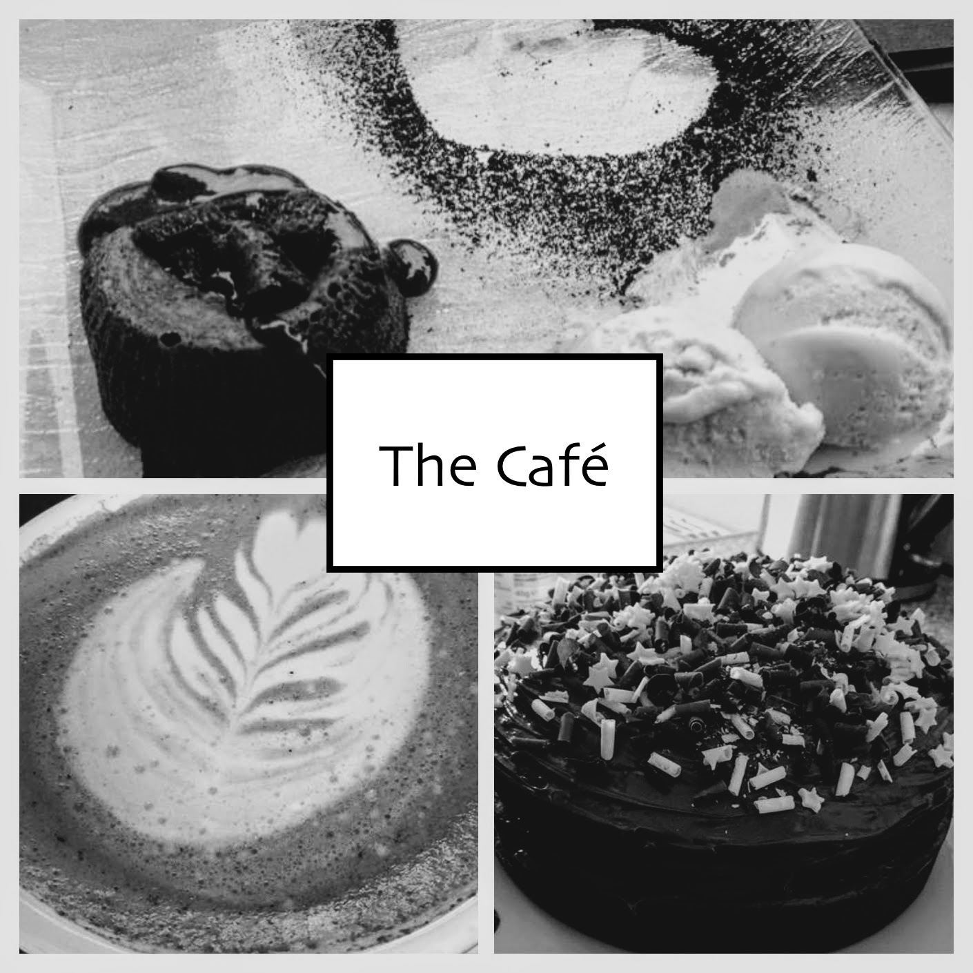 The Café | Visual Writing Prompt #1