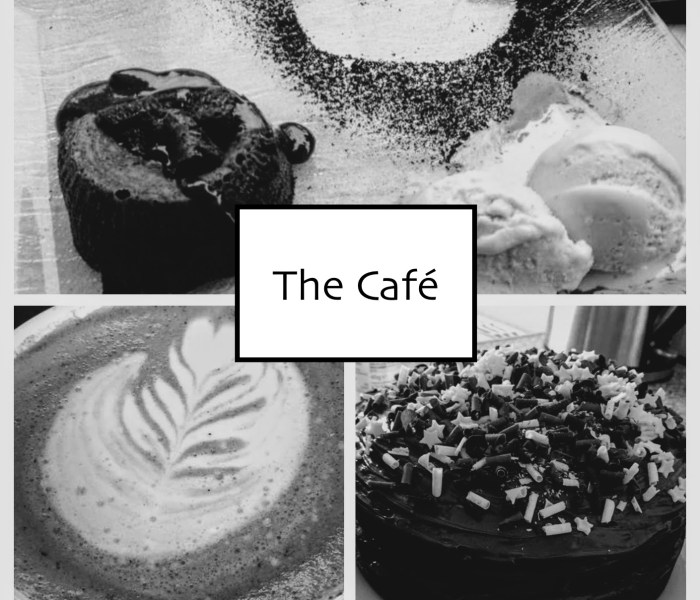 The Café   Visual Writing Prompt #1