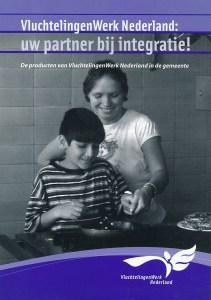 VluchtelingenWerk Partner bij integratie