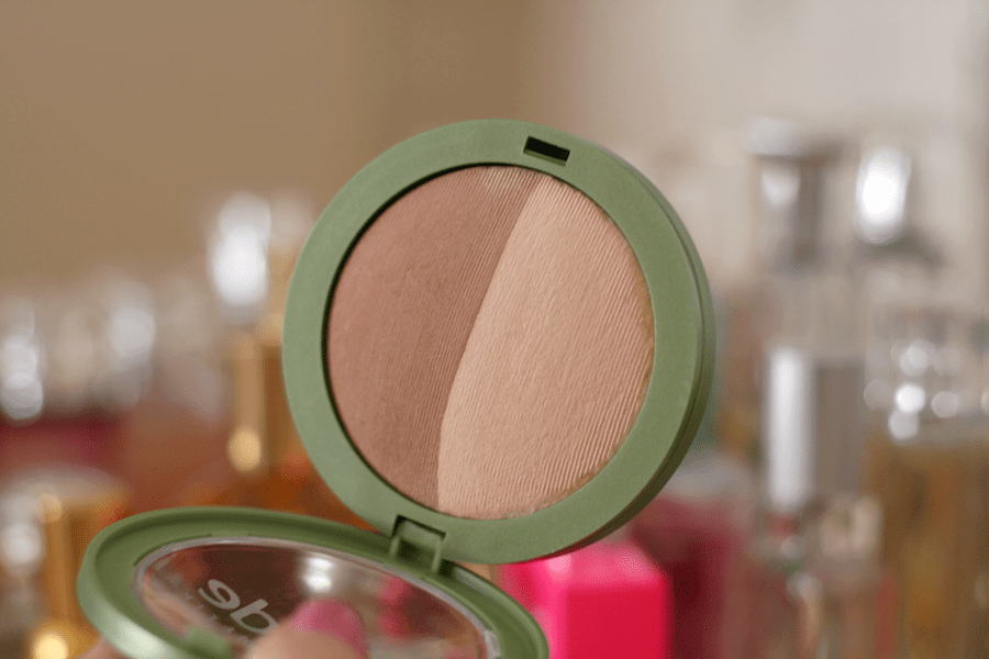 Alverde BronzerHighlighter Duo