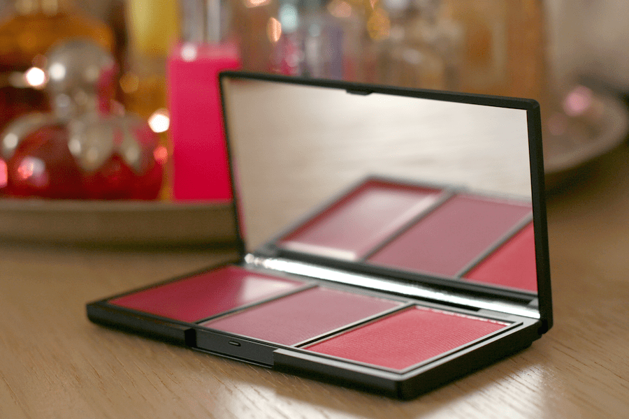 Sleek Blush By Three Palette