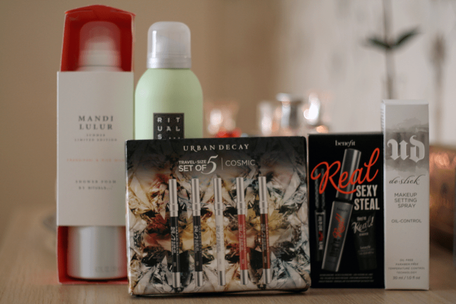 Winter Beauty Haul (Incl. Urban Decay, Benefit, Rituals, Tarte & More!)