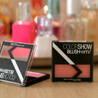 Maybelline Colorshow Blush'Em Duo Blushes