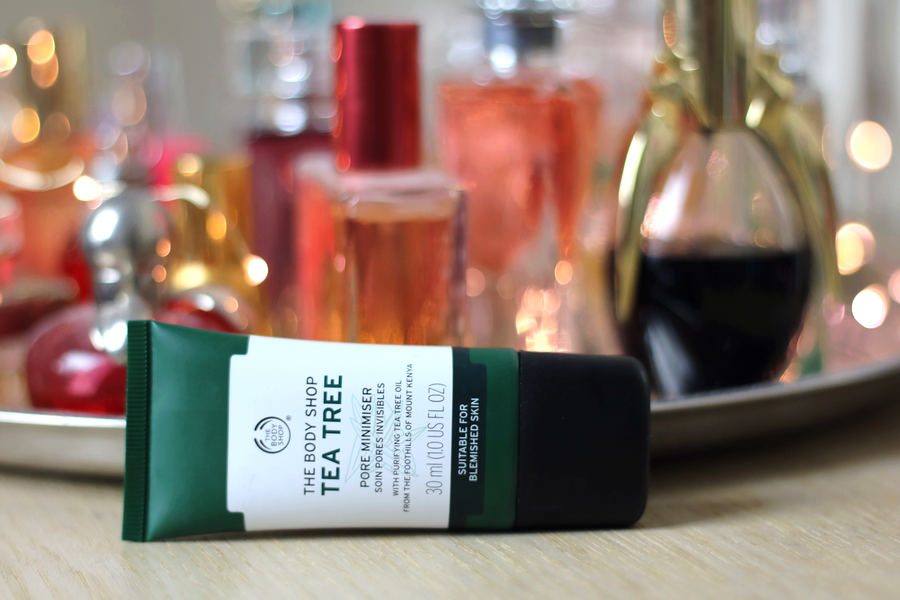 The Body Shop Tea Tree Serum Tube