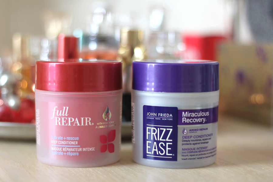 John Frieda Hair Masks