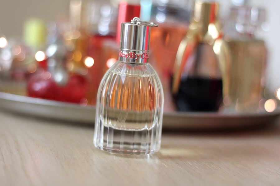 See By Chloe Perfume Bottle