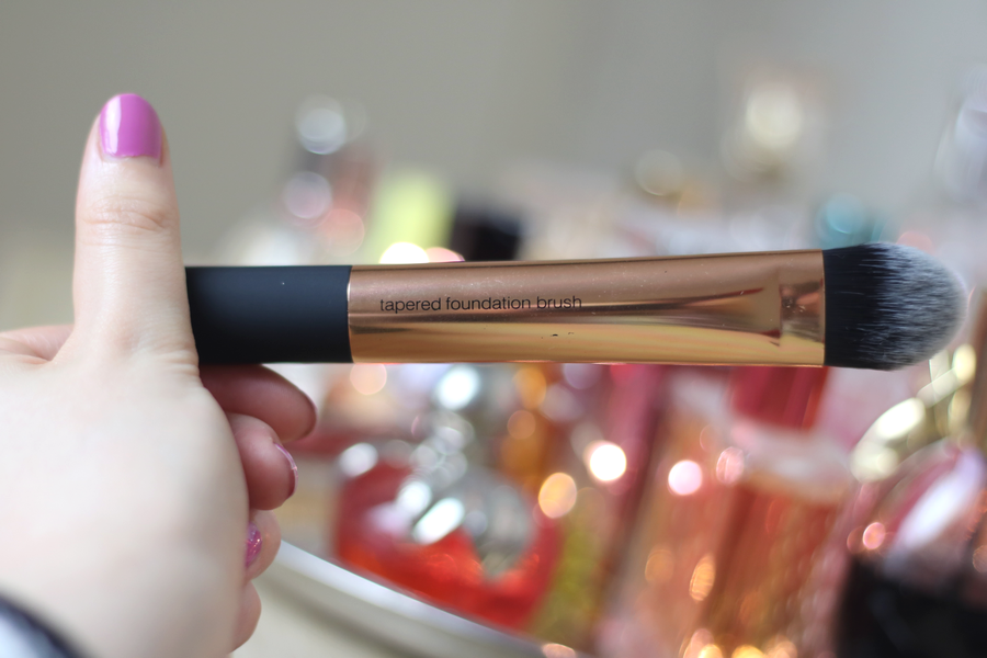 Real Techniques Tapared Foundation Brush Handle