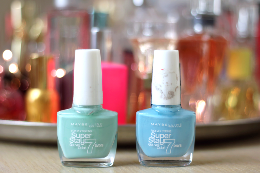 Maybelline Super Stay 7 Days Gel Polishes