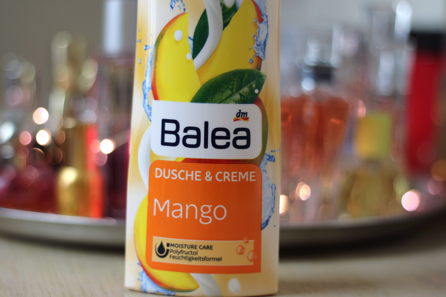 Shower Gel Cocktail Balea Mango
