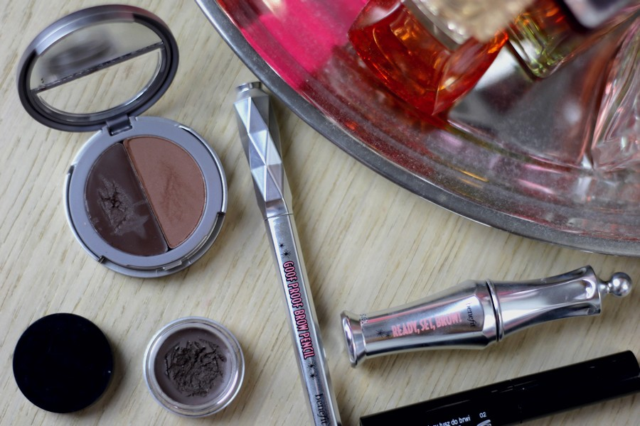 Battle Of The Brow Products