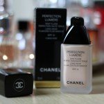 Chanel Perfection Lumiere Flawless Fluid Makeup