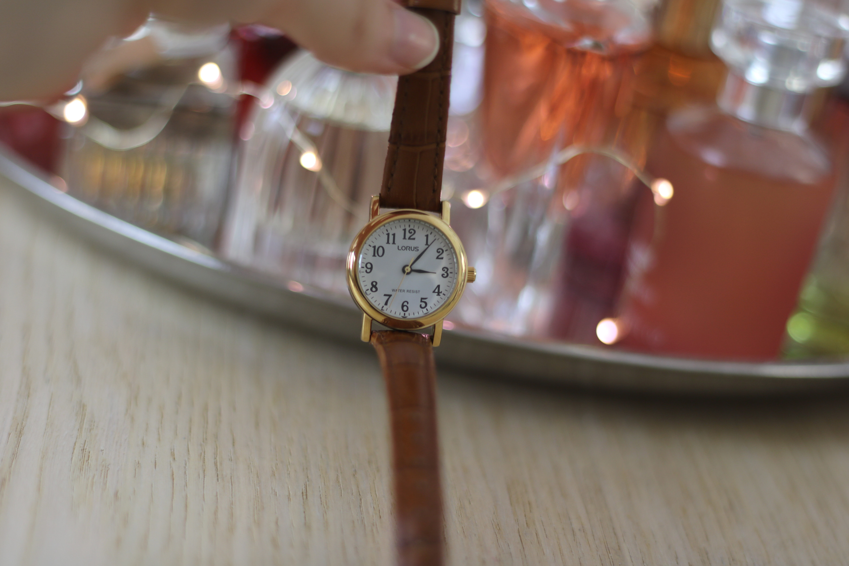 lorus-leather-brown-watch