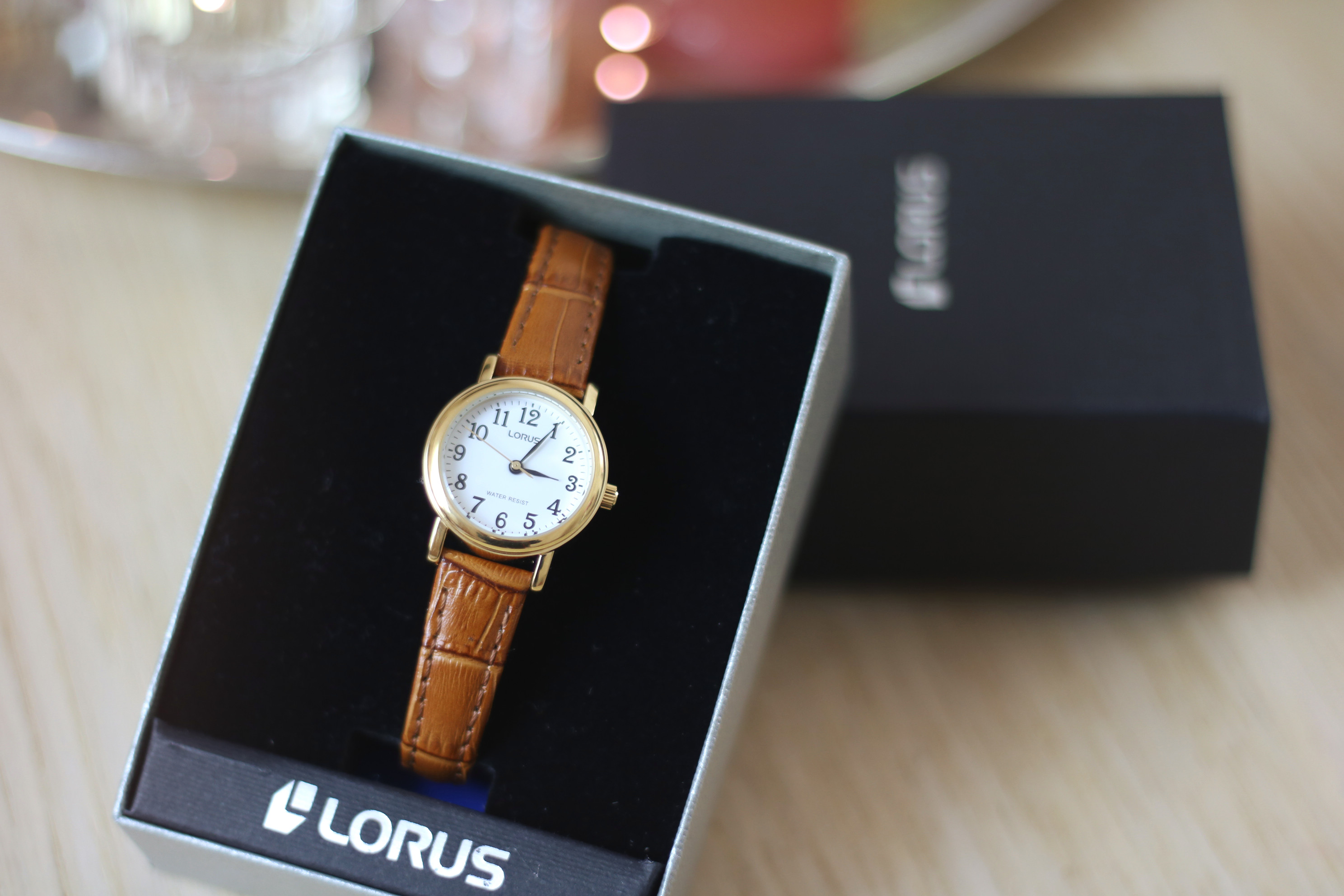 New In: Lorus Watch From Horloge.be!