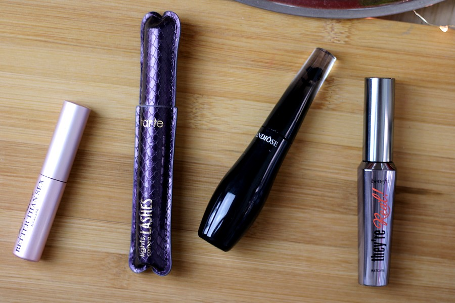 The Best Mascara's I've Ever Tried!