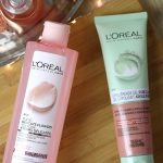Beautiful Skin By L'Oreal: Delicate Rose Toner & Clay Exfoliator