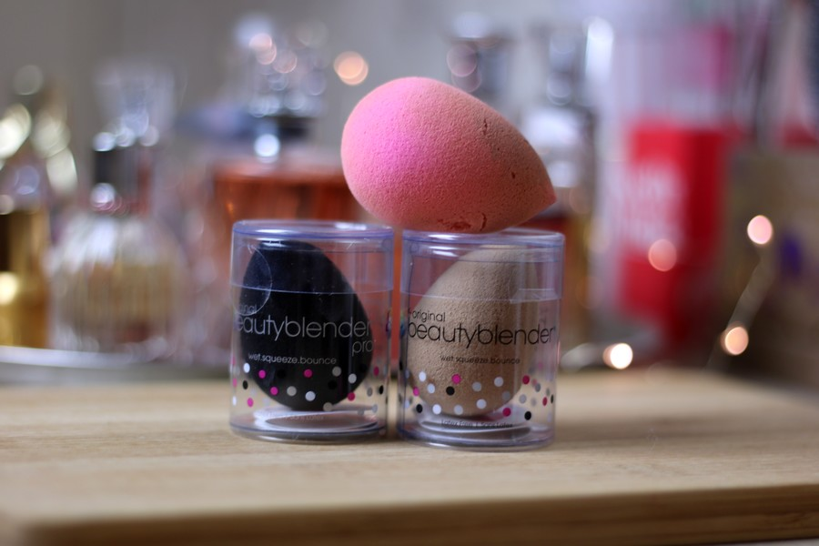 The Battle Of The Beautyblenders: Original VS. Nude VS. Pro