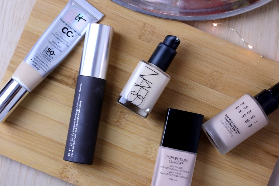 The Best Foundations For Pale Skin