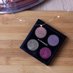 MAC Eyeshadow Quad: Sumptuous Olive, Cranberry, Satin Taupe & Woodwinked